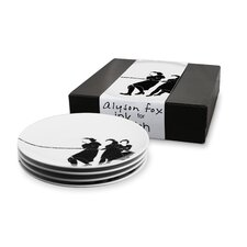Tug 4 Side Plates Gift Set