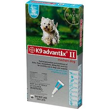 Flea Treatment for Dog 11-20 lbs (4 Pack)