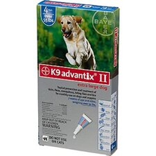 Flea Treatment for Dog over 55 lbs (4 Pack)