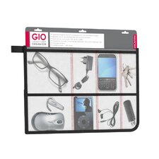 Gio Large Gadget Organizer Multimedia Storage Rack