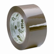"Carton Sealing Tape 1.88"" x 60 Yards, 3"" Core, Tan"