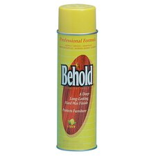 Professional Behold Furniture Polish 16-Ounce Aerosol Cans