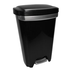 50-qt. Premium Step on Wastebasket