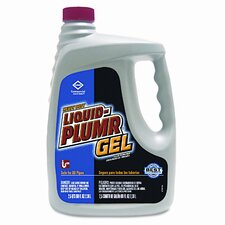 Liquid Plumr Heavy-Duty Clog Remover, 80oz Bottle
