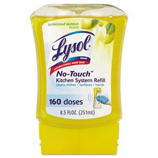 No-Touch Sunkissed Lemon Kitchen Soap Refill (8.5 oz.)