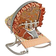 Flirty Flowers Rocking Infant Seat