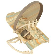 Cirque Blue Rocking Infant Seat