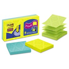 Pop-Up Notes Super Sticky Refill Pad (Set of 6)