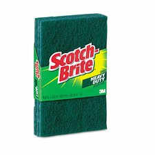 Heavy-Duty Scour Pad (Pack of 3)