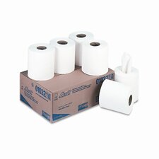 SCOTT Roll Control Center Pull Towels, 8 x 12, White