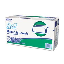 Folded Paper Towels (Pack of 4000)