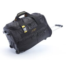 "Expandable 20"" 2-Wheeled Travel Duffel"