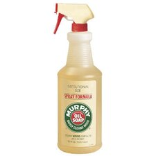 Oil Soap Concentrate Floor Cleaner Fresh 1qt. Trigger Spray Bottle