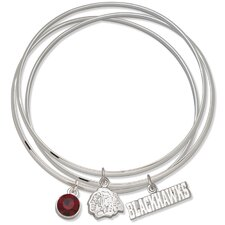 NHL Triple Bangle Bracelet