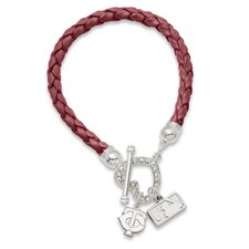 MLB Devotion Charm Bracelet