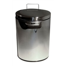 1.3 Gallon Stainless Steel Infrared Trash Can