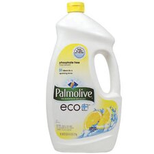 Eco Dishwashing Liquid Lemon Scent Bottle