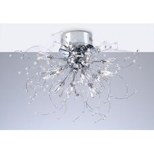 Empire 15 Light Semi Flush Mount