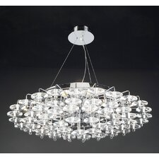 Diamente 18 Light Pendant
