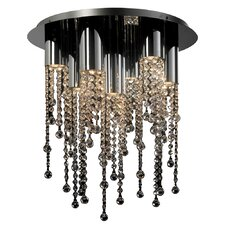 Trento 7 Light Flush Mount