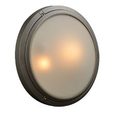 Ricci-II 2 Light Outdoor Wall Sconce