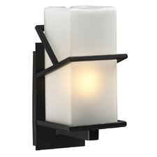 Oxford 1 Light Outdoor Wall Sconce