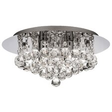 Hanna 4 Light Semi Flush Mount