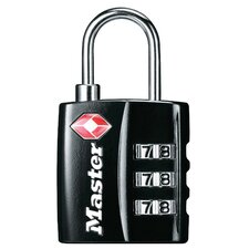 TSA-Accepted Luggage Padlocks