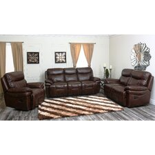 Rank 3 Piece Reclining Set