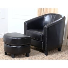 Bayview Chair and Ottoman