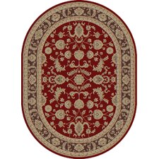 Empire Red/Brown Rug