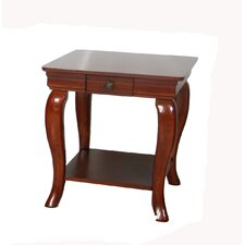 Louis Philip Lamp Table in Cherry