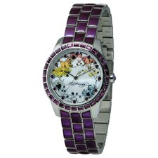 Women's Bella Watch in Purple