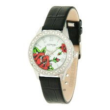 Women's Valerie Limited Techno Watch in White