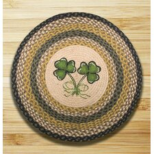 Shamrock Novelty Rug