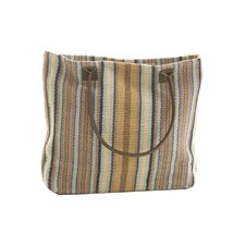 Woven Cotton Tote Bag