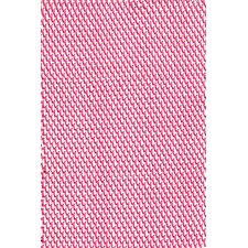Two-Tone Rope Fuchsia/White Rug