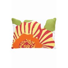 Fresh American Flower Polypropylene Pillow
