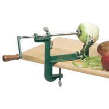 Apple Peeler with Clamp Base