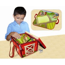 Mini Farm Play Set