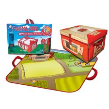 Farmland™ Toy Box Playset