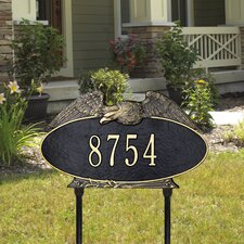 Eagle Standard Address Sign