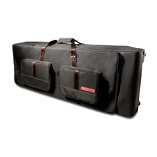 Large 61 Keys Keyboard Bag with Wheels