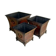 Square Planters (Set of 3)