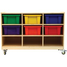 Nine Shelves Organizer