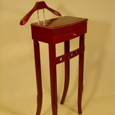 Wellesley II Ladies Valet Stand