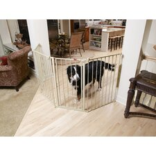 "24"" Gate Extension for 1510HPW Extra-Tall Flexi Pet Gate"