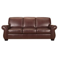 Maine Leather Living Room Collection 2 Piece Set