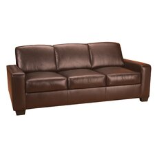 Mabel Leather Living Room Set