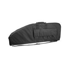 Scope-Ready Gun Case in Black